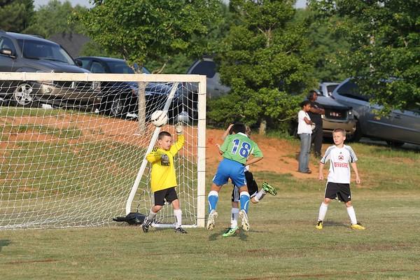 U10 Boys vs UFA 5-21-2011
