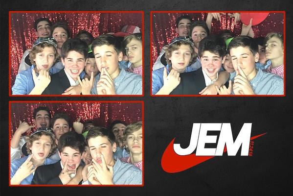 Jake's Bar Mitzvah (11/24/18)