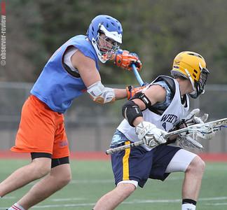 Penn Yan Lacrosse 3-24-12