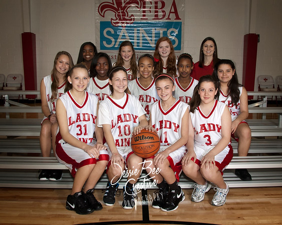 2012 FBA Girls MS Basketball