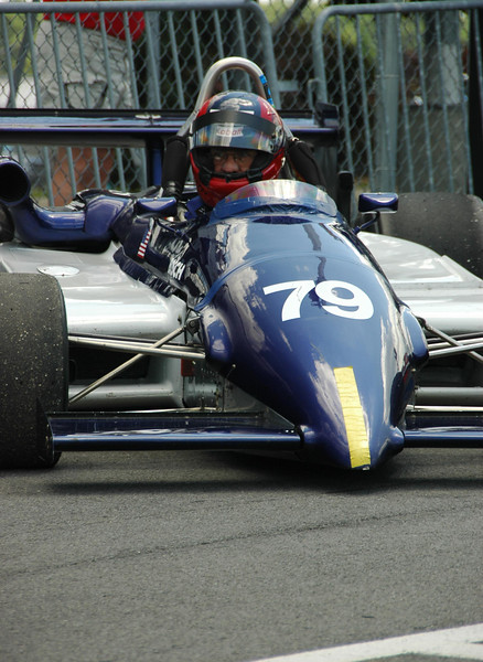 Bobby Brown / 1986 Ralt RT4
