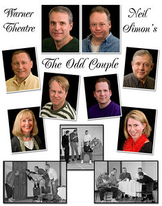 Warner Theatre The Odd Couple