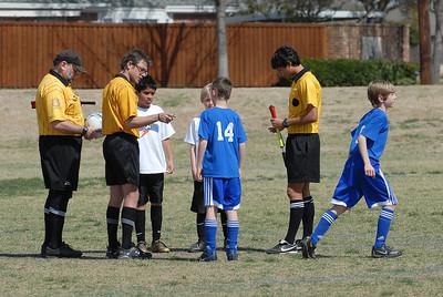 PAL Spring 2009 Game vs Texas Blitz White