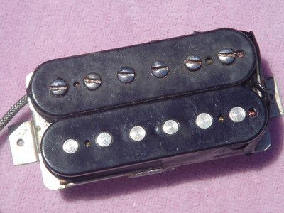 1963 Patent No pickup