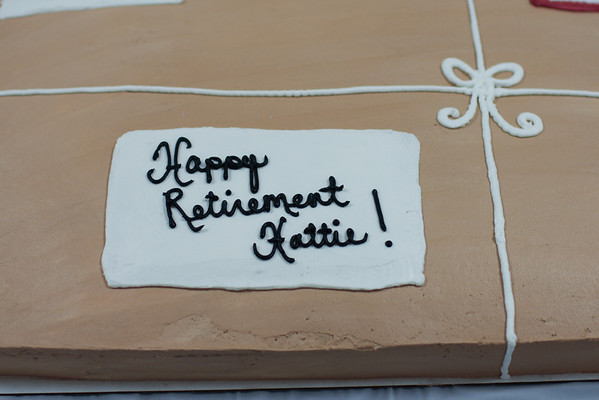 Hattie Williams Retirement Party
