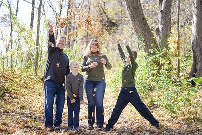 Betts Family Fall 2018