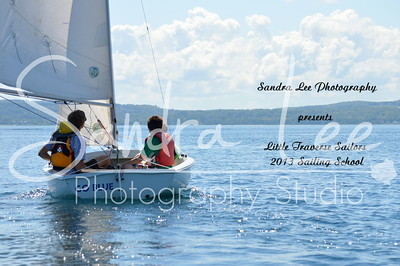 2013 Little Traverse Sailors Sailing School - Harbor Springs - Week of June 17 AM Session
