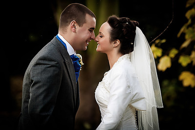 Lucy and James' Wedding