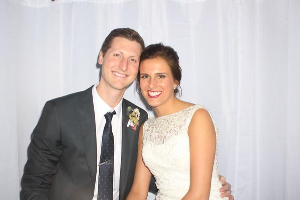 Jamie and Scott's Wedding Photobooth Pictures