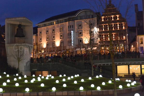 Lichtfestival / Light Festival 2015 (Ghent/Gent, Belgium)
