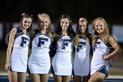 FHS V vs. Clinton (Cheerleaders) 10-18-16