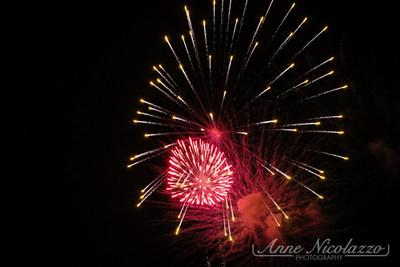 2015 Bay-Rama Fireworks