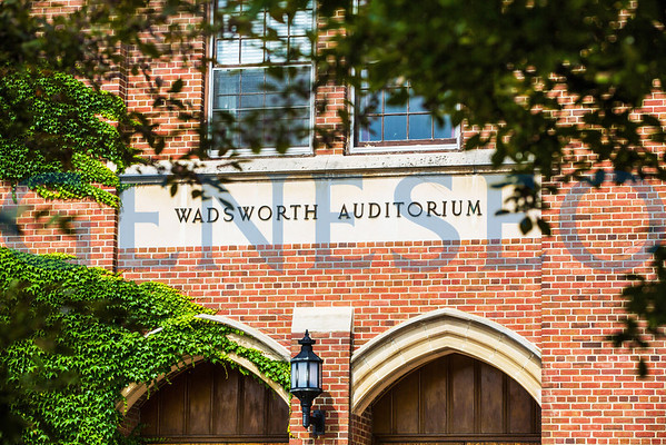 Wadsworth Auditorium