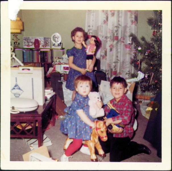 Jeff, Jeanette, Shari Grant