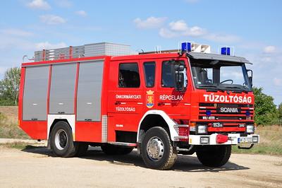Onkentes Tuzolto Egyesület / Voluntary Fire Association