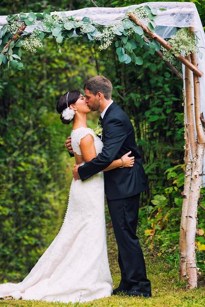Thompson Lussin Wedding