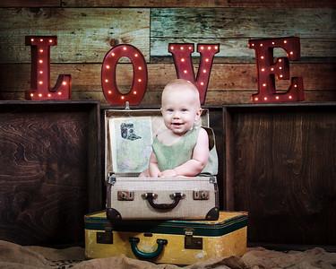 Baby Christian Washburn
