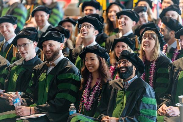 2019 WesternU-Oregon Commencement