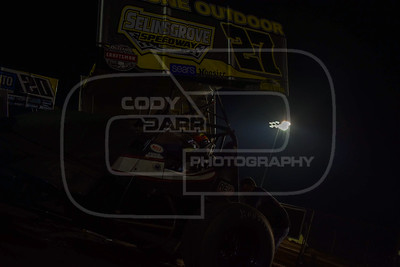 Night 2 of the National Open at Williams Grove Speedway