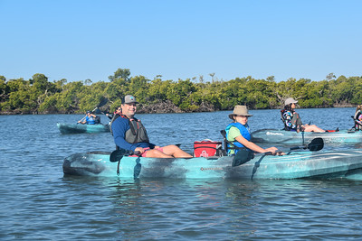 9AM Mangrove Tunnel Kayak Tour - Kline, Tilley & Frey