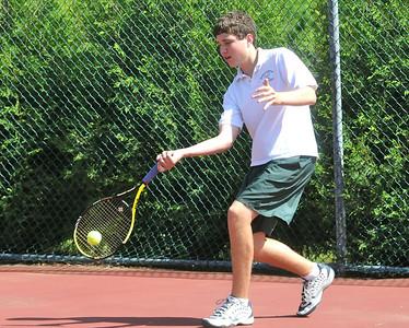 2011 BBA Boys Tennis photos by Gary Baker
