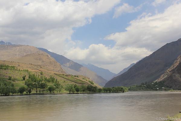 06 Khorog to Dushanbe