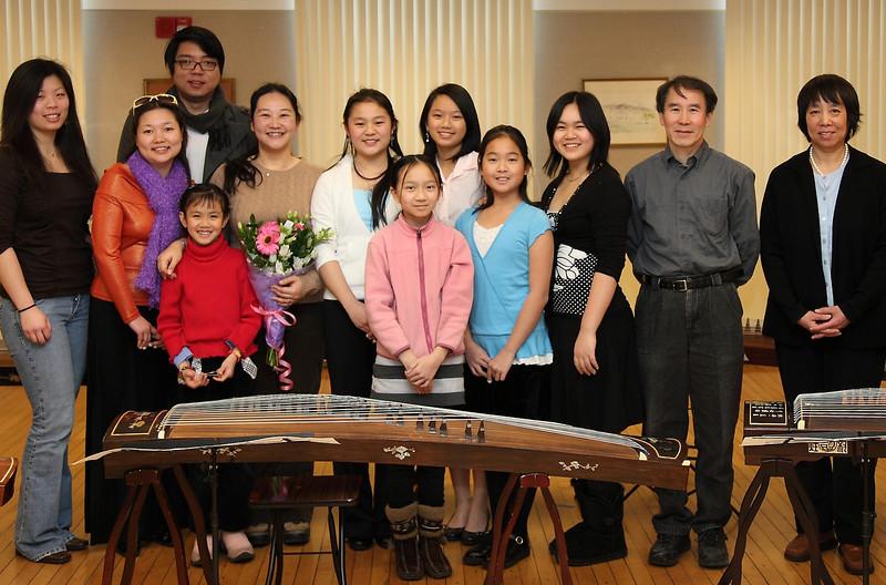 2010-01-09 Guzheng Students Recital (Winter)