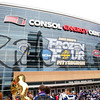 UMass Lowell plays in it's 1st ever Frozen Four against Yale on April 11, 2013 at the CONSOL Energy Center, Pittsburgh, PA.