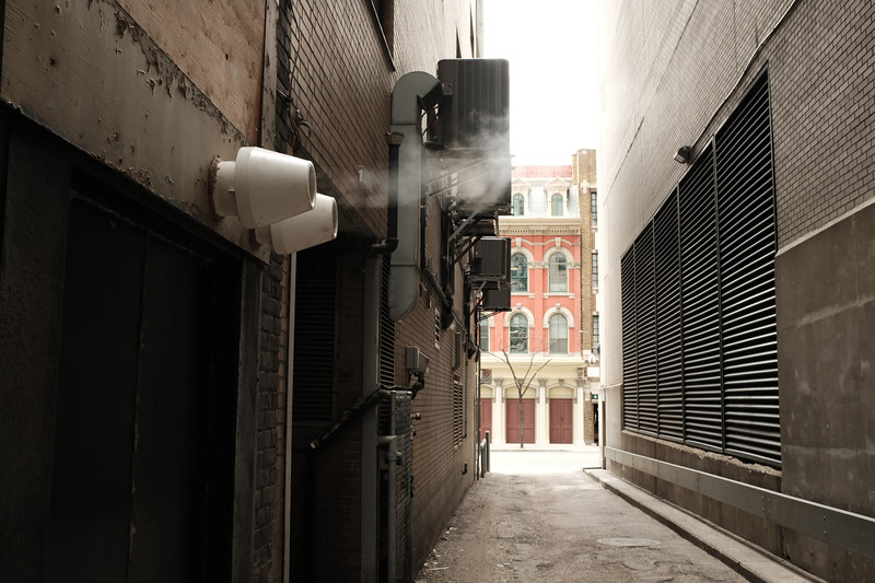 Alleyway Steam