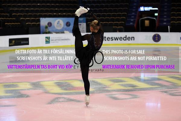 Aleesia Hägg SP USM 2017/18