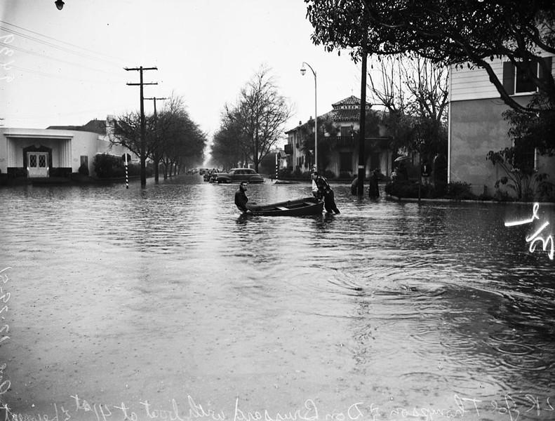 Leimert Park Flood