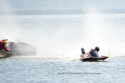 2016-05-01 Mt St Helens Regatta Castle Rock, Wa