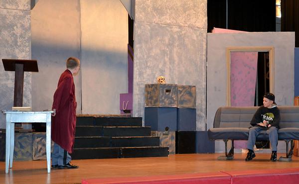 6th Grade Drama Play