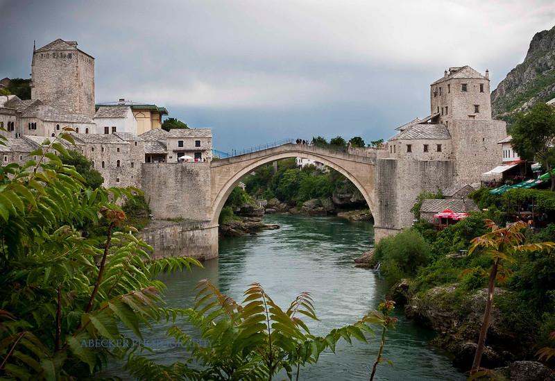 A Bridge at Mostar.jpg