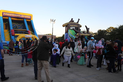 10/31/19 Green Acres Baptist Church Trunk-or-Treat by David Thomas