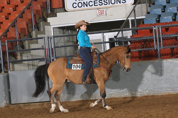 Ranch Horse Pleasure Murray AQHA 1/15