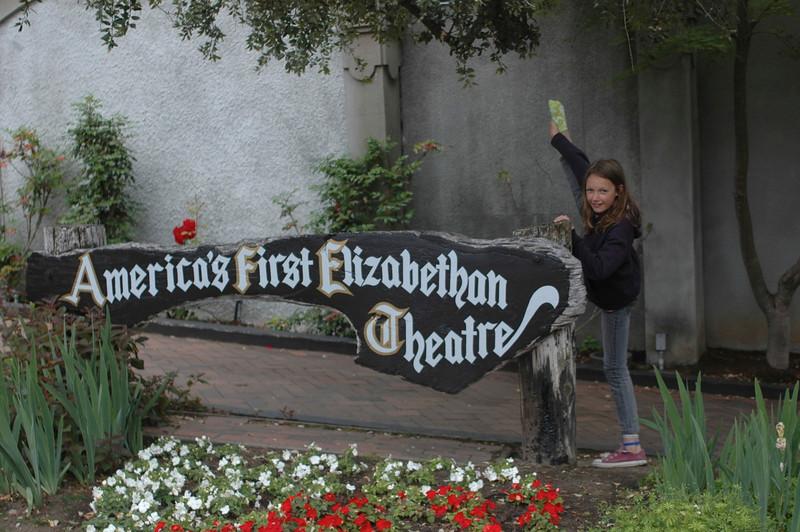 Shakespeare Festival Ashland, OR