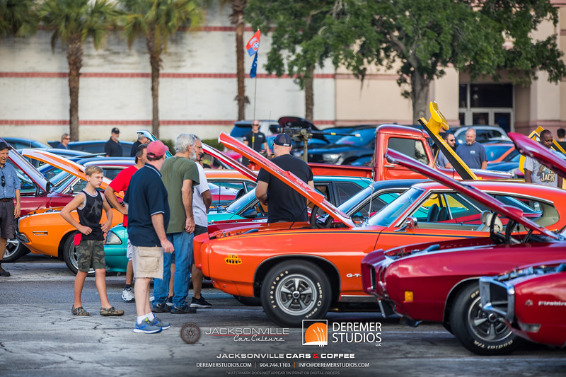 2019 09 Jax Car Culture - Cars and Coffee 011A - Deremer Studios LLC