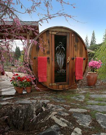 Redwood Sauna