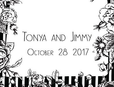 Tonya & Jimmy 2017