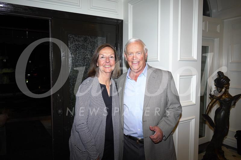 Sue and Pat Wickham