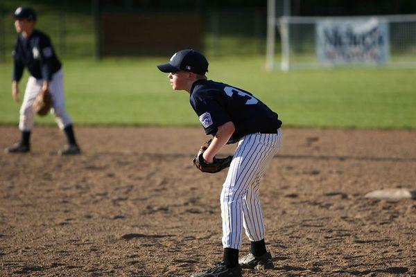 Yankees #33 April 22-23 2005