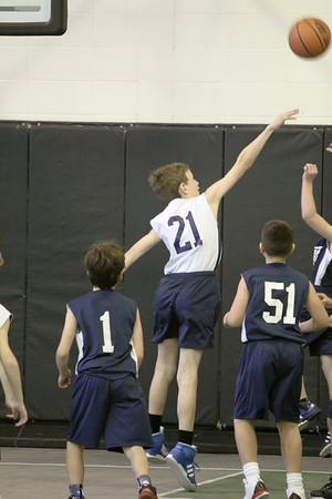 Sam @ Basketball