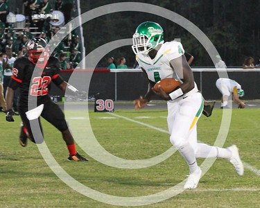 HCHS Varsity Football vs. Suwannee High 9/23/2016