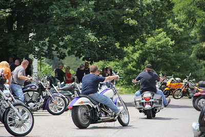 Ride For Tommy, Poker Run, Tuscarora Fire Company, Tuscarora (7-28-2012)