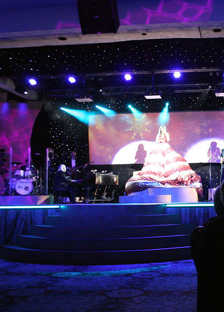 Louise Mandrell Christmas Party
