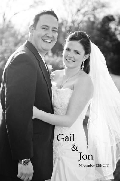 Gail & Jon Wedding