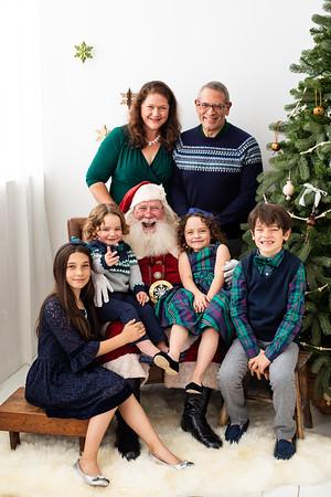 J Lapetina Kids Santa 2019