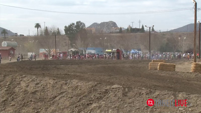MOTO 2 Starts - 2014 Race #2 - CA GOLD CUP RACING SERIES - Milestone MX Park - 14tl004s