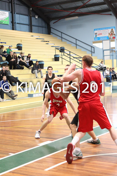 SLM 1 Final - Hornsby Vs Lithgow 27-8-11